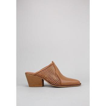 Sapatos Mulher Tamancos Krack  Bege