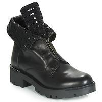 Sapatos Mulher Botas baixas Tosca Blu DIANE Preto