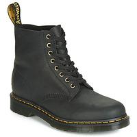 Sapatos Botas baixas Dr Martens 1460 PASCAL Preto