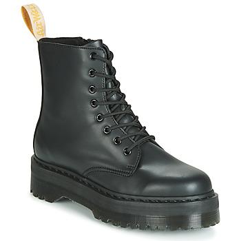 Sapatos Mulher Botas baixas Dr Martens VEGAN JADON II MONO Preto