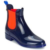 Sapatos Mulher Botas baixas Lemon Jelly PISA Azul / Laranja