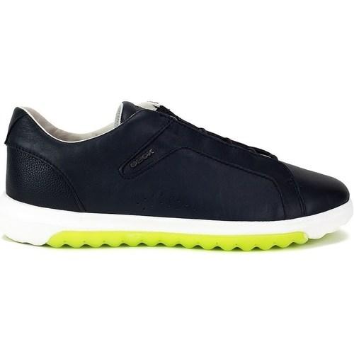 Sapatos Homem Sapatilhas Geox Nexside Amarelo,Azul marinho