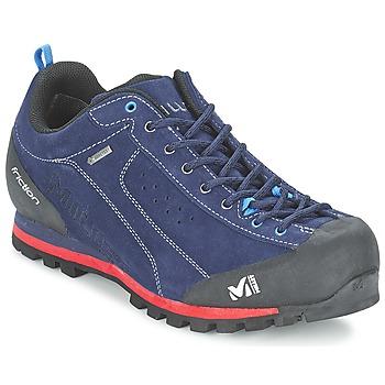 Sapatos Homem Sapatos de caminhada Millet FRICTION GTX Azul / Vermelho