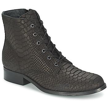 Sapatos Mulher Botas baixas Shoe Biz MOLETTA Preto