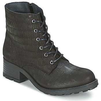 Sapatos Mulher Botas baixas Shoe Biz RAMITKA Preto