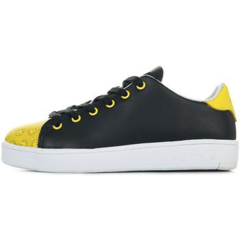 Sapatos Criança Sapatilhas Smiley Enjoy Preto
