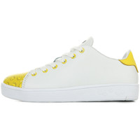 Sapatos Criança Sapatilhas Smiley Enjoy Branco