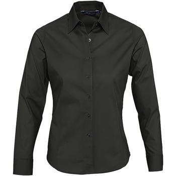 Textil Mulher camisas Sols EDEN ELEGANCE Negro