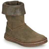 Sapatos Rapariga Botas Ramdam CRACOVIE Cáqui