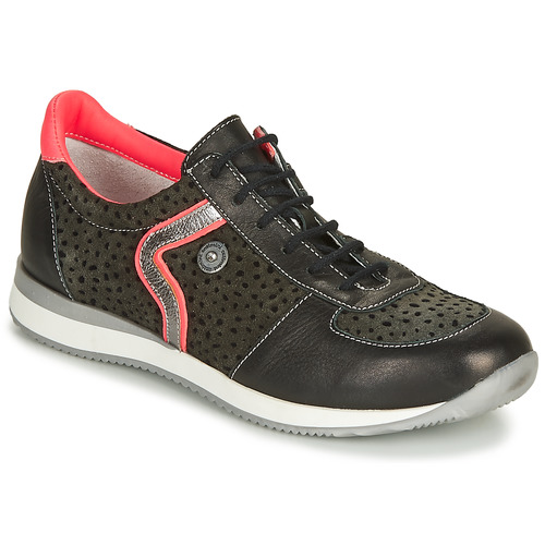 Sapatos Rapariga Sapatilhas Catimini CISTUDE Preto