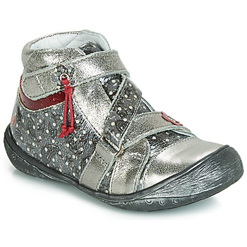 Sapatos Rapariga Botas baixas GBB NADETTE Prata