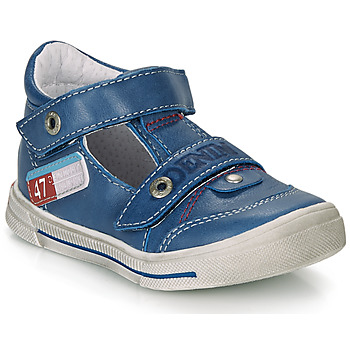 Sapatos Rapaz Sandálias GBB PEPINO Azul