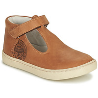Sapatos Rapaz Sandálias GBB PRESTON Castanho