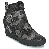 Sapatos Mulher Botas baixas Kennel + Schmenger ALISA Cinza
