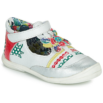 Sapatos Rapariga Sabrinas Catimini PANTHERE Branco / Multicolor