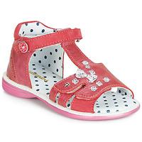 Sapatos Rapariga Sandálias Catimini PUCE Rosa