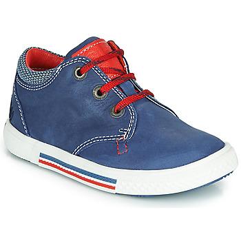 Sapatos Rapaz Sapatilhas Catimini PALETTE Azul