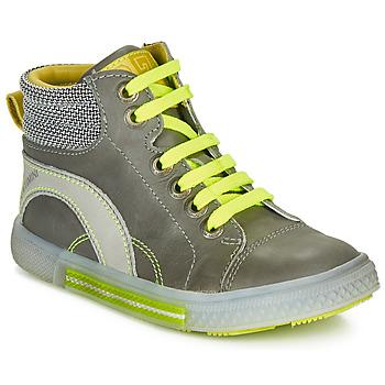 Sapatos Rapaz Sapatilhas de cano-alto Catimini PAPYRUS Cinza