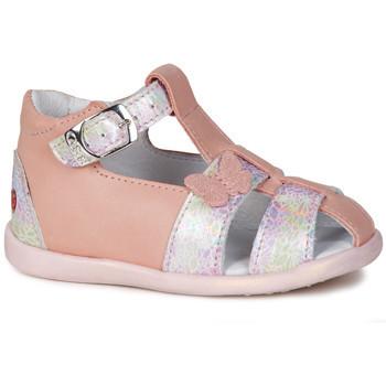 Sapatos Rapariga Sandálias GBB GASTA Rosa