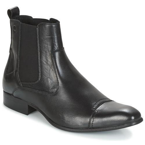 Sapatos Homem Botas baixas Carlington RINZI Preto