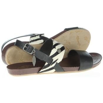 Sapatos Mulher Sandálias Wrangler Lola Safary WL141652-62 black