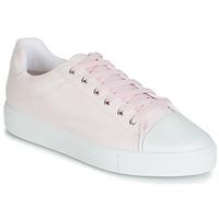 Sapatos Mulher Sapatilhas André SAMANA Rosa
