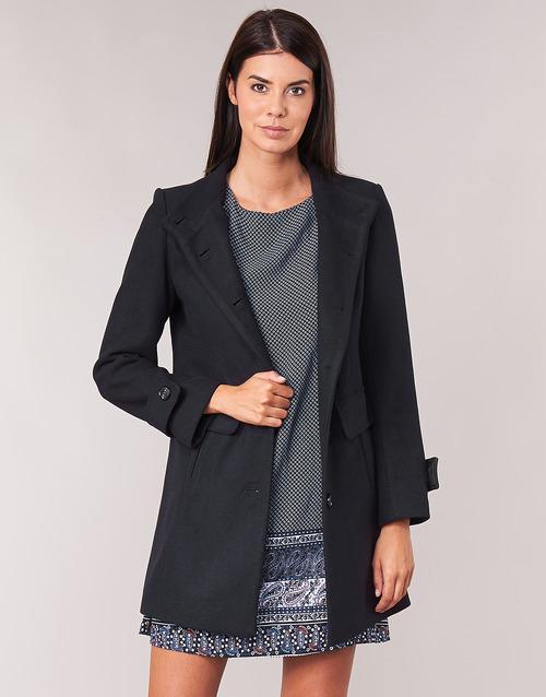 Textil Mulher Casacos Casual Attitude LYSIS Marinho