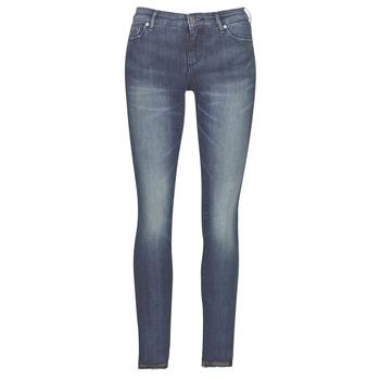 Textil Mulher Calças de ganga slim Armani Exchange 6GYJ25-Y2MKZ-1502 Azul