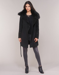 Textil Mulher Casacos Moony Mood LITEA Preto