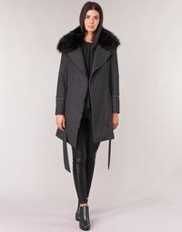 Textil Mulher Casacos Moony Mood LITEA Cinza