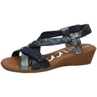 Sapatos Mulher Sandálias Karralli  Azul