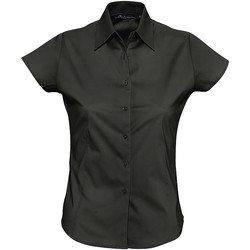Textil Mulher camisas Sols EXCESS CASUAL WOMEN Negro