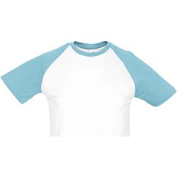 Textil Homem T-Shirt mangas curtas Sols FUNKY CASUAL MEN Multicolor