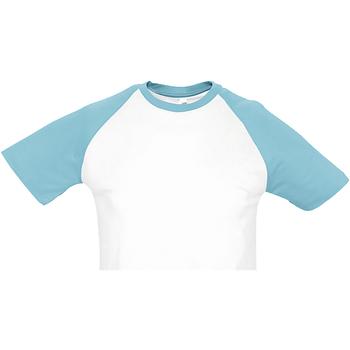 Textil Homem T-Shirt mangas curtas Sols FUNKY Multicolor