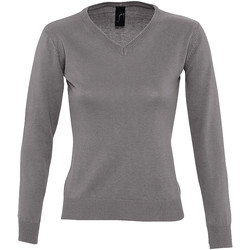 Textil Mulher camisolas Sols GALAXY SWEATER WOMEN Gris