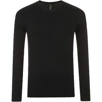 Textil Homem camisolas Sols GLORY SWEATER MEN Negro