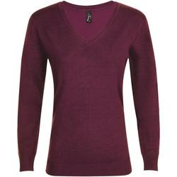 Textil Mulher camisolas Sols GLORY SWEATER WOMEN violeta