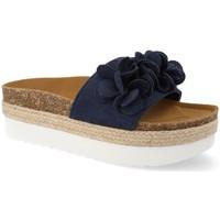 Sapatos Mulher Alpargatas Ainy B8121 Azul