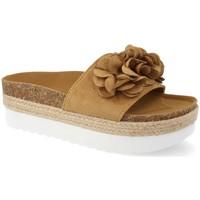 Sapatos Mulher Alpargatas Ainy B8121 Camel