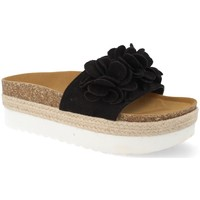 Sapatos Mulher Alpargatas Ainy B8121 Negro