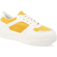Sapatos Mulher Sapatilhas Ainy YY-90 Amarillo