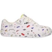 Sapatos Rapariga Sapatilhas Gioseppo 47325 Blanco