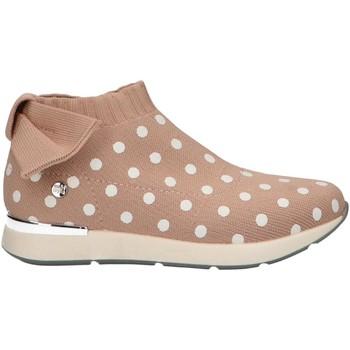 Sapatos Rapariga Sapatilhas de cano-alto Gioseppo 47396 Rosa