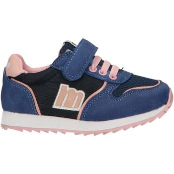 Sapatos Criança Sapatilhas MTNG 47601 Azul
