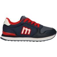 Sapatos Criança Sapatilhas MTNG 47730 Azul