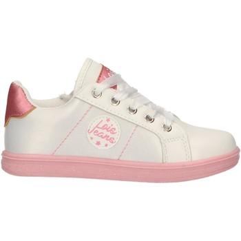 Sapatos Rapariga Sapatilhas Lois 46093 Blanco