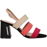 Sapatos Mulher Sandálias Maria Mare 67523 Rojo