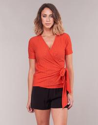 Textil Mulher Tops / Blusas Moony Mood KOUGE Vermelho
