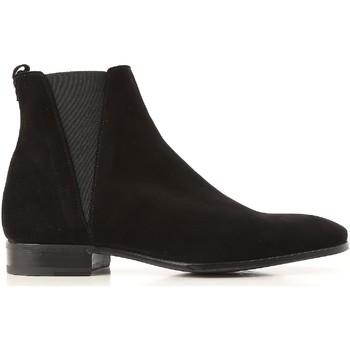 Sapatos Homem Botas baixas D&G A60176 AU998 80999 nero
