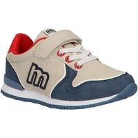 Sapatos Criança Sapatilhas MTNG 47707 Gris